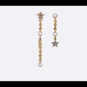 Dior Jadior drop earrings